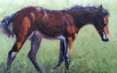 Running Wild-Art of the Horse