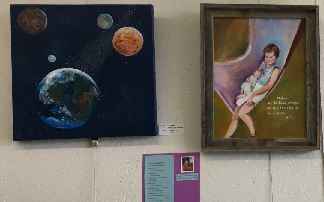 Compassion Cheyenne Art Show
