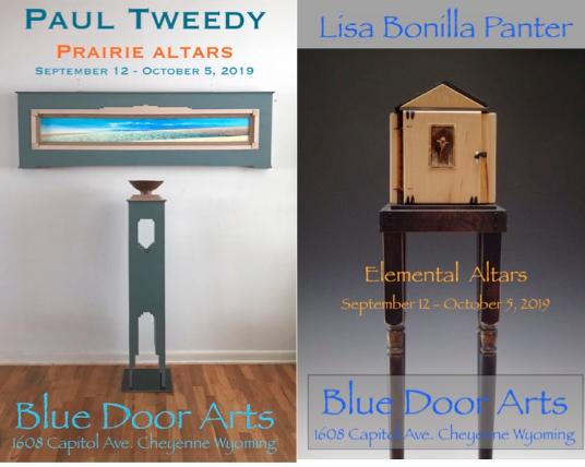 Paul Tweedy & Lisa Bonilla Panter