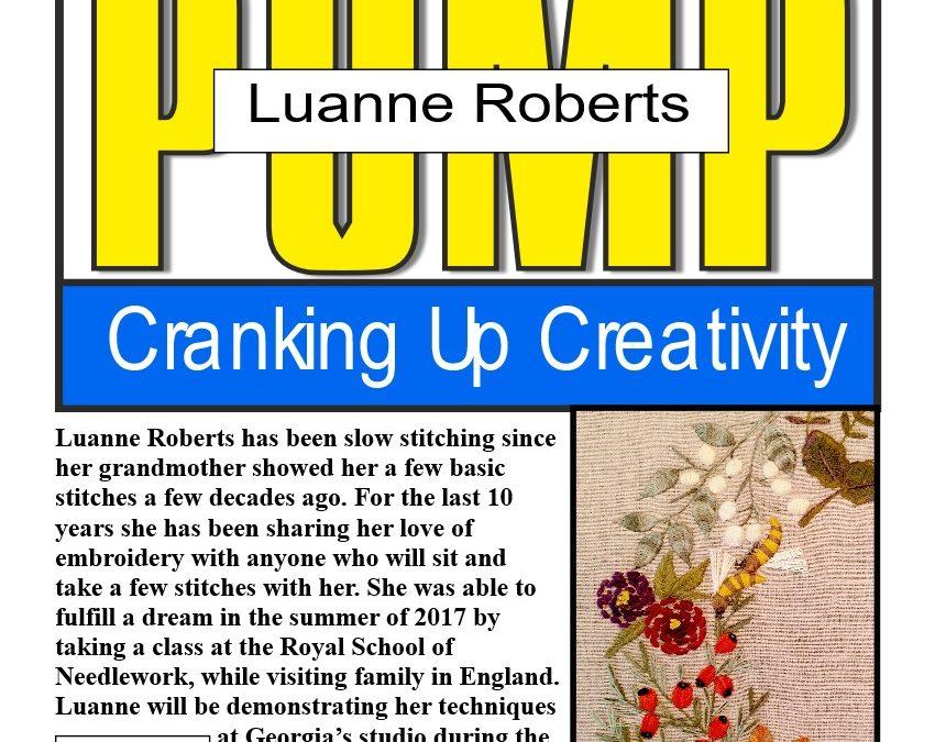 LuAnne Roberts